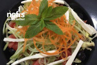Nişantaşı Salatası Tarifi