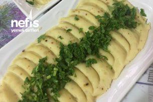 Patates Püresi (Soğan , Sarımsak Kavrularak) Tarifi