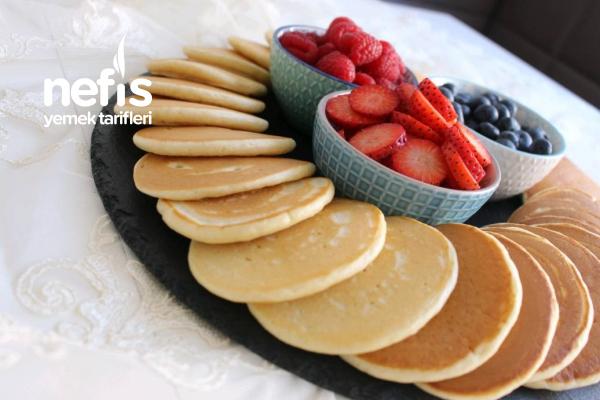 Kahvaltılık Pankek