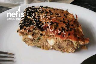 Karatay Böreği (Yağsız Unsuz Diyet Börek) Tarifi