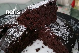 Mikrodalgada 5 Dakika Kek ( Tabak kek ) Tarifi
