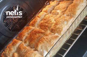 Peynirli Milföylü Yufka Böreği Tarifi