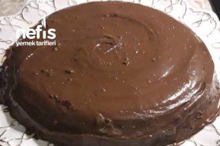 Tavada Nutellalı Enfes Kek Tarifi