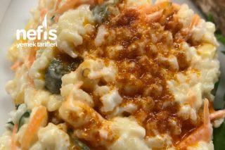 Bir Bulgur Salatası Tarifi