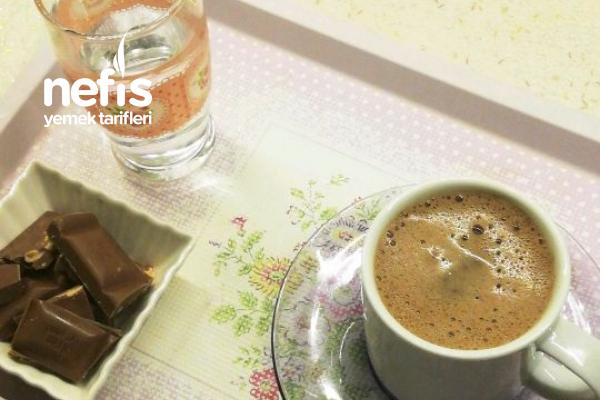 Karışık Türk Kahvesi Tarifi