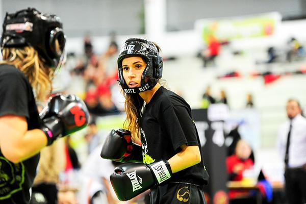 kick boks eldiveni