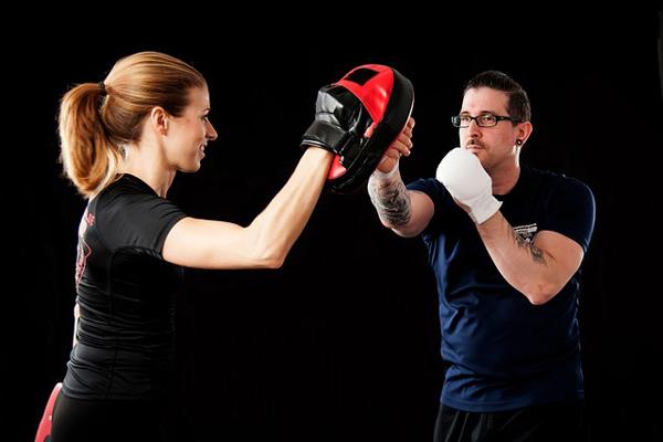 kick boks teknikleri