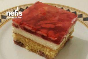 Kırmızı Başlıklı Kız Pastası (Rotkäppchen) Tarifi
