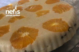 Nefis Portakallı İrmik Tatlısı Tarifi