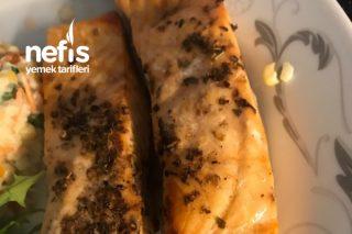Portakal Ve Limon Soslu Somon Balığı Tarifi