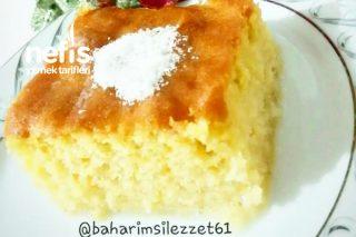 Sütlü Revani (Çok Seveceksiniz) Tarifi