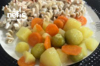 Brüksel Lahanası Salatası Tarifi