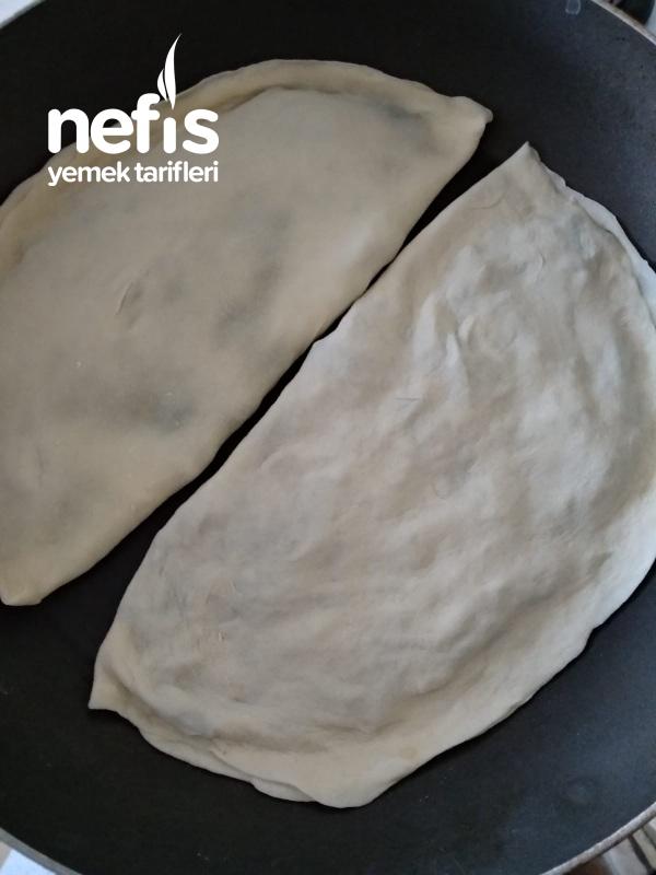 El Açması Ispanaklı Tava Böreği