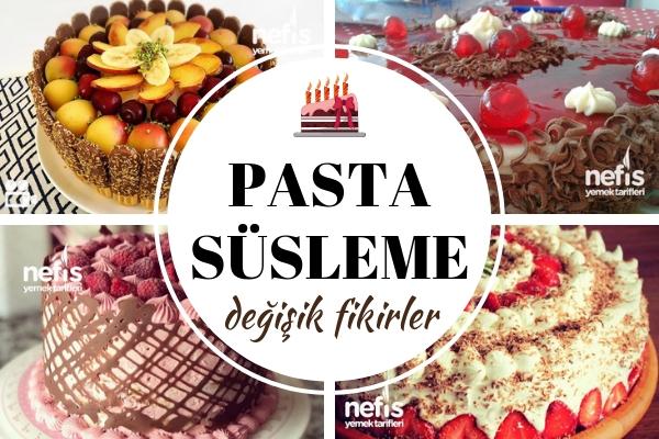 Evde Yaş Pasta Süsleme – Kutlamalarınızı Taçlandıracak 10 Kolay Fikir Tarifi