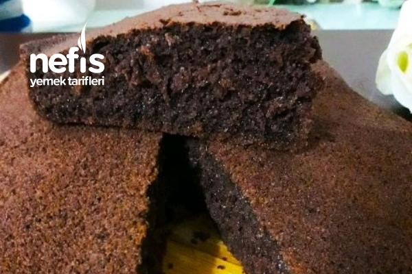 Kakaolu Kek (Bu Tat Denenmeli) Tarifi