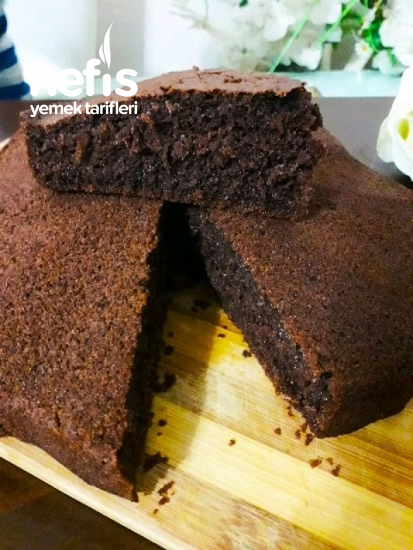 Kakaolu Kek (bu Tat Denenmeli