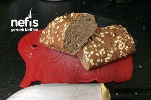 Organik Tam Buğday Unundan Ekşi Mayalı Ekmek (2) Tarifi