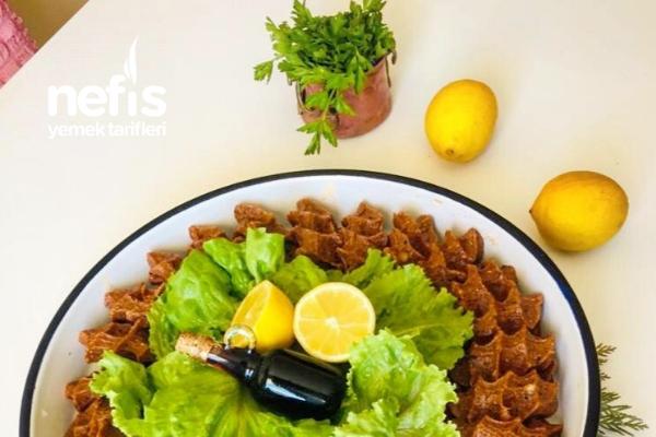 Patatesli Lokum Çiğköfte ( Böylesini Tatmadınız ) Tarifi