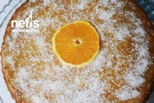 Portakallı Prenses Tacı Tarifi
