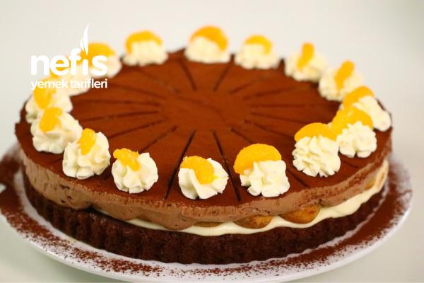 Tiramisu Pasta (bulut Kadar Hafif)