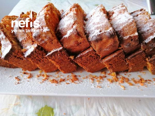 Zerdecal Portakallı Kek