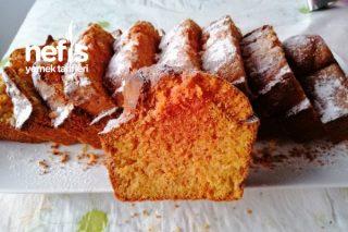 Zerdeçal Portakallı Kek Tarifi