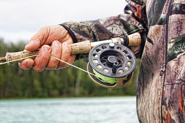 balık tutma oltası