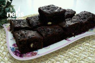 Duble Çikolatalı Browni Kek Tarifi