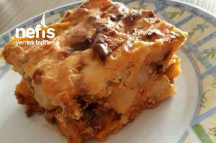 Patates Musakka (Sütlü Enfes) Tarifi
