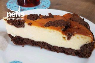 Russischer Zupfkuchen (Cheesecake'in En Güzel Hali, Enfes Bir lezzet) Tarifi