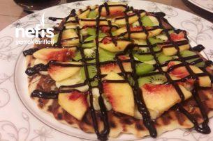 Waffle (Tost Makinesinde Pratik) Tarifi