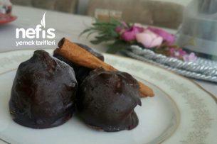 Çikolatalı Truf (Hazır Kek İle Yapımı ) Tarifi
