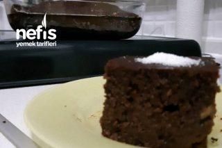 Tam Buğday Unlu Şekersiz  Sırılsıklam Kek Tarifi