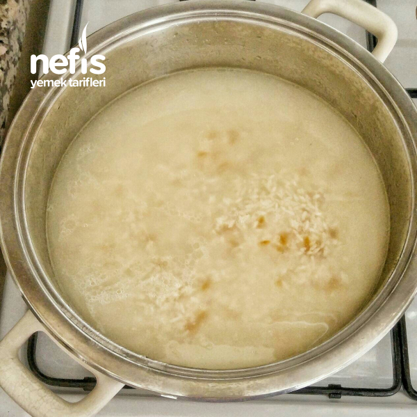 Pirinç Pilavı (Tavuk Sulu)