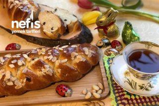 Üzümlü Paskalya Çöreği Tarifi