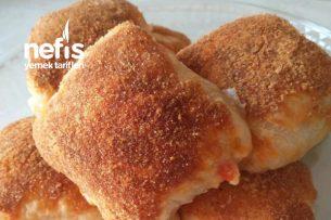 Milföyden Paçanga Böreği (Kızartmadan) Tarifi