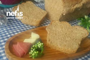 Tam Buğday Baget Ekmeği (Tam Ölçü Tarif) Tarifi