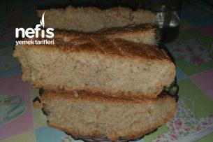 Evde Diyet Tam Buğday Ekmeği Tarifi