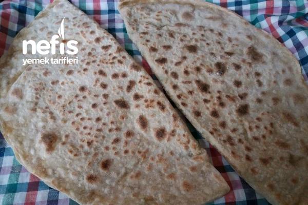Ispanaklı Sac Böreği Tarifi