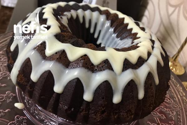Kremalı Kakaolu Kek Tarifi