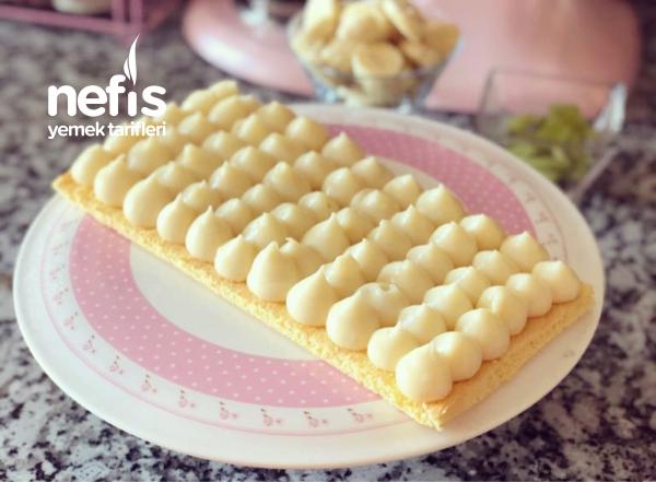 Tam Ölçülü Pastacı Kreması