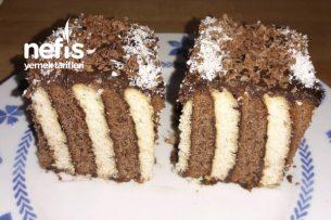 4 Malzemeli Pasta (Çok Lezzetli Ve Pratik) Tarifi