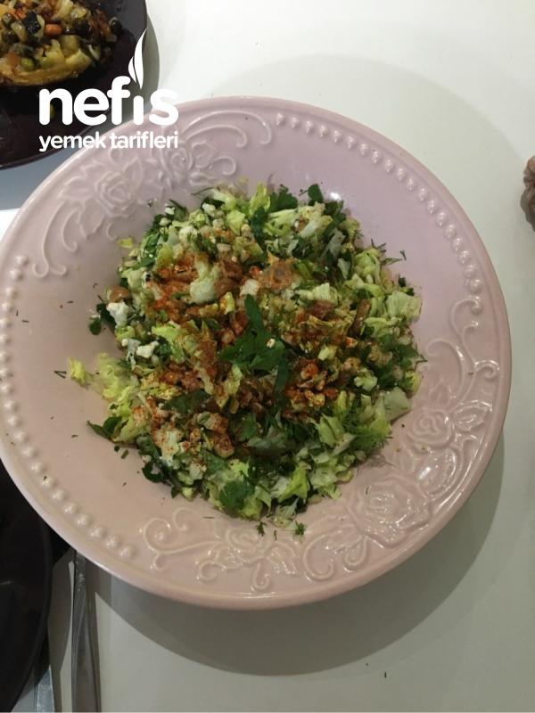 Doyurucu Buğdaylı Salata