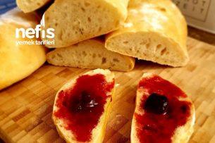 Ev Yapımı Baget Ekmek (Mis Gibi) Tarifi