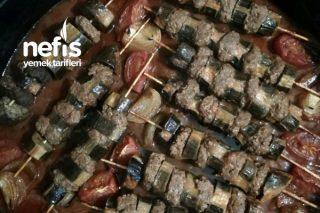 Fırında Kekikli Nefis Patlıcan Kebabı Tarifi