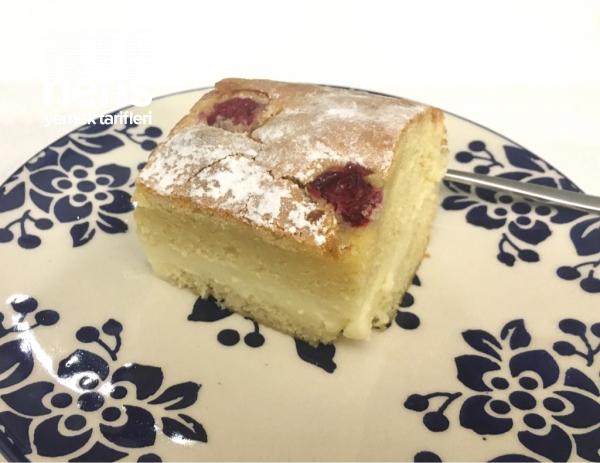 Kremalı Vişneki Kek Tarifi (kekli Alman Pastası)