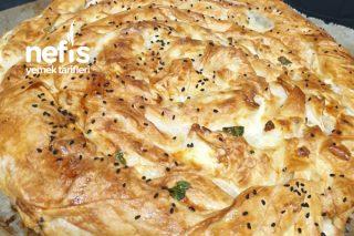 Maydanozlu Peynirli Börek Tarifi