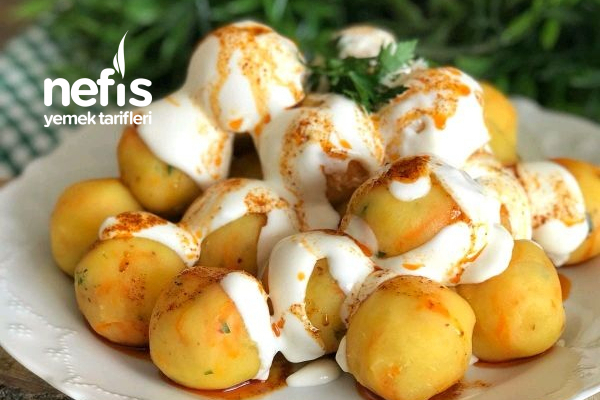 Patates Mantısı Tarifi
