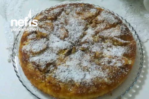 Elmalı Pekmezli Kek Tarifi