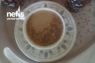 Köpüklü Kahve Tarifi